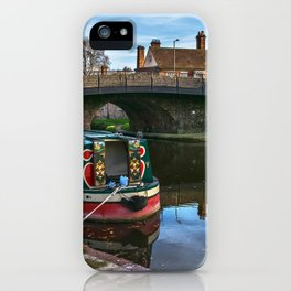 Hungerford Wharf iPhone Case
