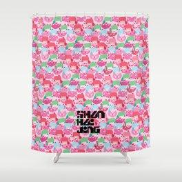 SHANHAIJING-G.D Shower Curtain