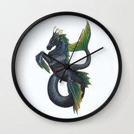 Hippocampus Wall Clock