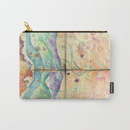 Where everything is music Carry-All Pouch