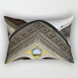 Old Park in Montecatini / Exterior Art / Italy Rectangular Pillow