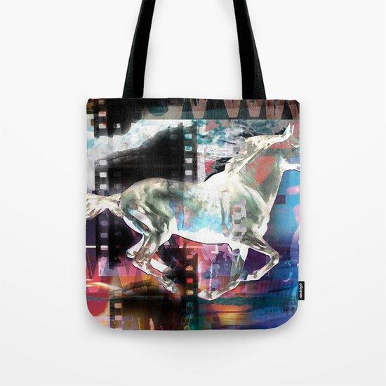 horse 02 Tote Bag