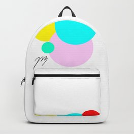 Color Bubbles 1 Backpack