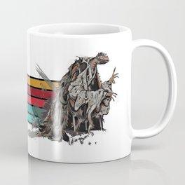 Skeksis Banner Strips Coffee Mug