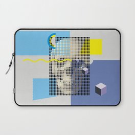 Compo with Skull Laptop Sleeve
