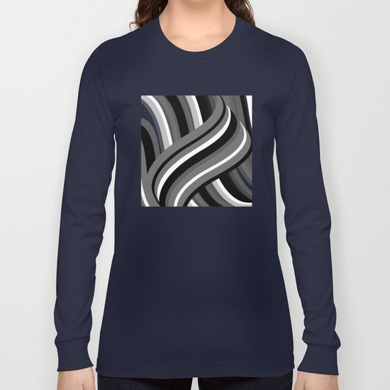 Twisted Turn Long Sleeve T-shirt