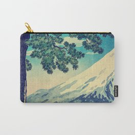 After the Snows in Sekihara Carry-All Pouch