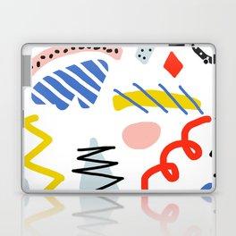 Memphis Zazzle Laptop & iPad Skin