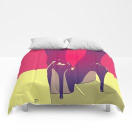 Shoes Comforters