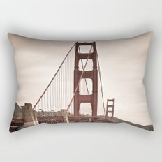 San Francisco, Golden Gate Bridge Rectangular Pillow