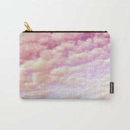 Cotton Candy Sky Carry-All Pouch