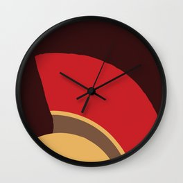 Rory Williams Wall Clock