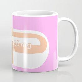 Thrill Pill Pink Coffee Mug