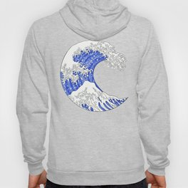 Great Blue Wave Hoody