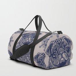 MANDALA OF PUG Duffle Bag