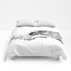 Wolf Skull Comforters