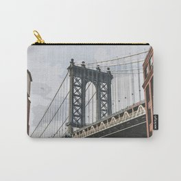 Visit Brooklyn Carry-All Pouch