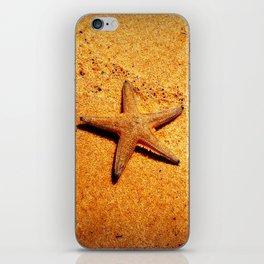 my star iPhone Skin