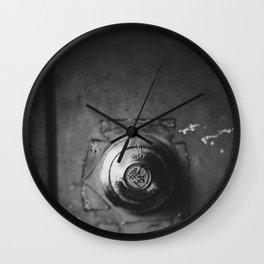 combination Wall Clock