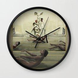 Ape Ish. Wall Clock