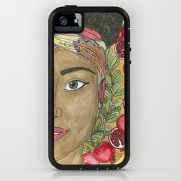 Puah iPhone Case