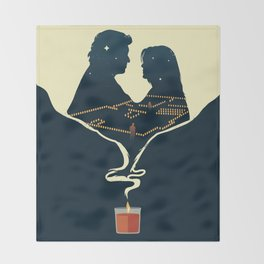 Extraordinary Together Throw Blanket
