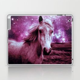 Mauve Horse Celestial Dreams Laptop & iPad Skin