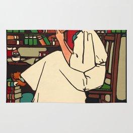 Vintage poster - Dig Rug