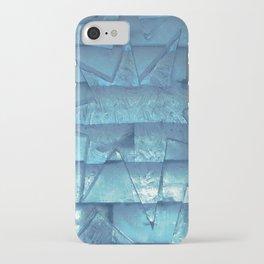Ice Star Sculpture iPhone Case
