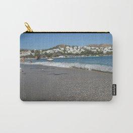 Seagull Beach Greece Carry-All Pouch