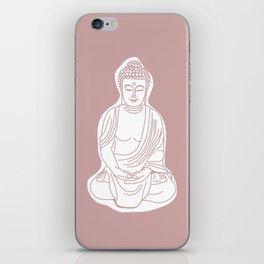 Buddha. iPhone Skin