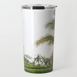 Bali rice field Travel Mug