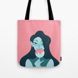 Pink Sugar Vampire Tote Bag
