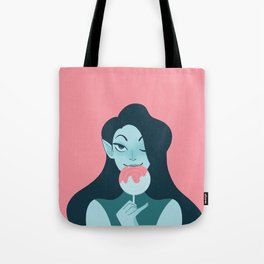 Pink Sugar Vampire Tote Bag