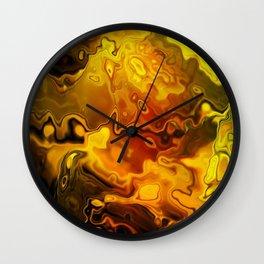 Formula XXI Wall Clock