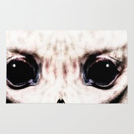 Visitor From Beyond Rug