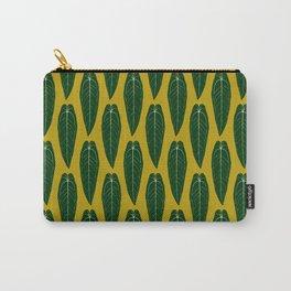 Houseplant Queen Anthurium Warocqueanum Design Carry-All Pouch
