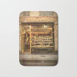 La Boulangerie Paris Bath Mat