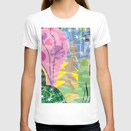 Fluttering Heart T-shirt