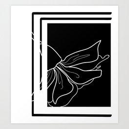 Capsize Art Print