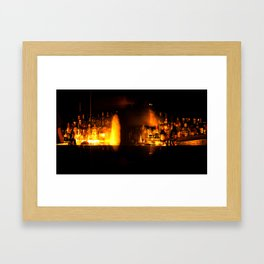 Ghost in a Shell Framed Art Print