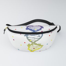 Heart And Brain Neurologist Or Cardiologist Gift Fanny Pack