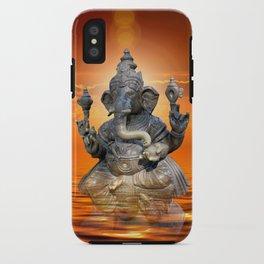 Elephant God Ganesha iPhone Case