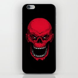 He will come iPhone Skin