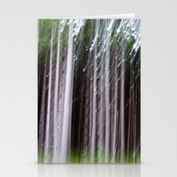 minnesota Stationery Cards featuring Minnesota Pines by Marielle Solan Photography