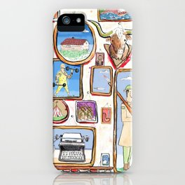 Pictures iPhone Case