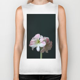 The Amaryllis Biker Tank