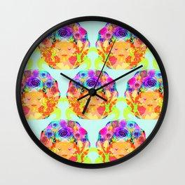 Virgo Maiden Wall Clock
