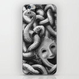 Medusa Mask iPhone Skin