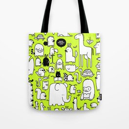 All the Beasts, Imagined and Real Tote Bag
